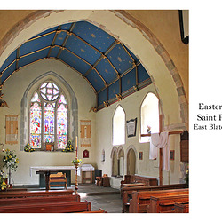 Easter 2015 - Saint Peter's East Blatchington - 8.4.2015