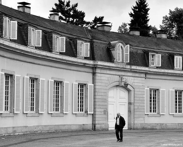 Schloss Benrath - Rundgang...