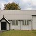 Corrugated church