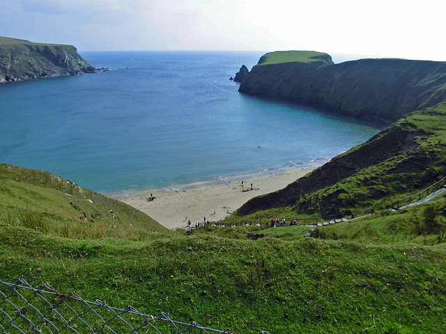 Malin Beg, County Donegal, Irland