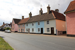 The Street, Peasenhall, Suffolk (1)