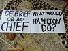 What would Hamilton do?