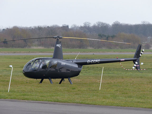 G-CCFC at Turweston - 22 March 2016