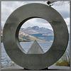 Loch Lomond framed.