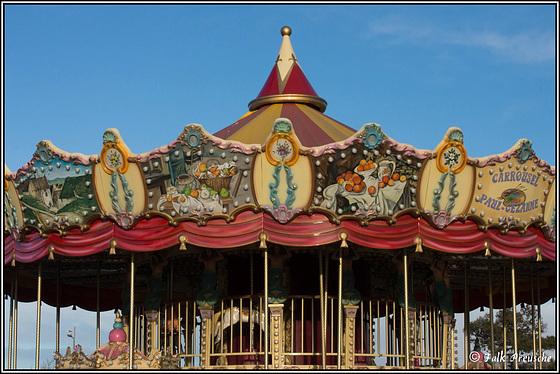 Carrousel Paul Cezanne