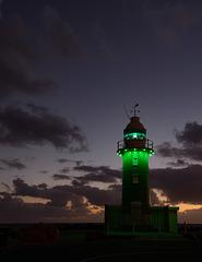 Starboard light house