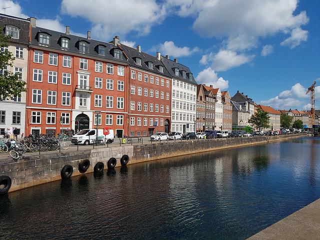 Geschichte und Tradition in Kopenhagen
