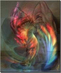 """""""De grandes flammes désordonnées et furieuses dont le vent emportait par moments un lambeau dans la fumée..."""""""