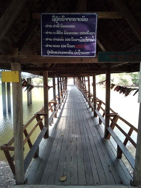 Passerelle de culte / Worship gateway