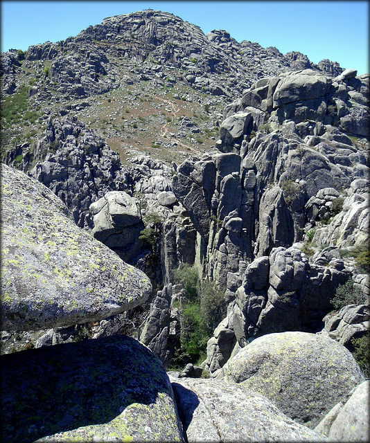 More granite!