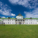Schloss Tarnowski: Ostfassade