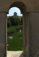 Mausoleum at Castle Howard