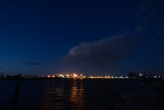 Fremantle in the Blue Hour.