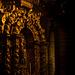 Évora, Basilica Sé, Ouro e obscurantismo