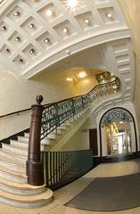 Hirschfeldhaus, der Eingangsbereich (PiP)