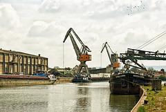 Hafen Hildesheim