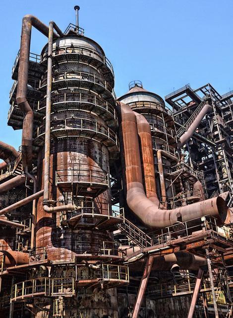Old Iron Works, Ostrava.