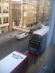 DSCN0120 Metroline DLD706 (LK55 KME) and Go-Ahead London WVL293 (KX59 CZL) - 2 Apr 2013