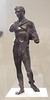 Bronze Statuette of Hermes in the Metropolitan Museum of Art, April 2017