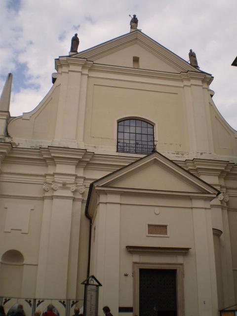 Saint Jacob Church.