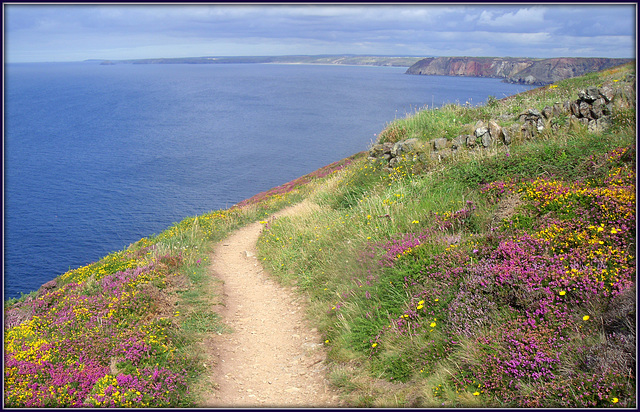 The South West Peninsula Coast Path