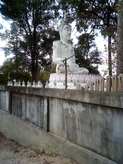 Ambiance bouddhiste (Laos)