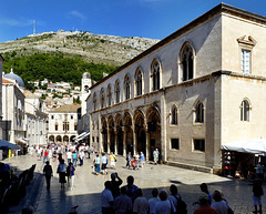 Dubrovnik - Rector's Palace