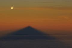 Shadow of Teide
