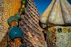 A Gaudi Composition - Casa Batllo, Barcelona, Spain