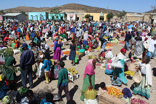 Berhale Market