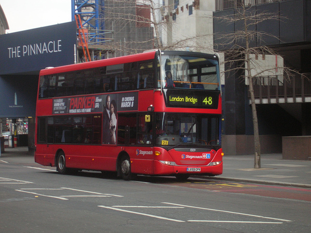 DSCN9883 Stagecoach London 15159 (LX59 CPV) - 1 Apr 2013