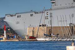TOULON: Le port 06