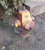 AVK hydrant