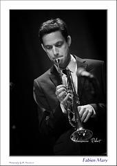 Fabien Mary  ( jazz à Liège 2019 )