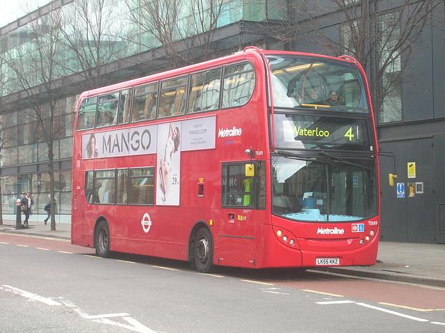 DSCN9931 Metroline Buses TE689 (LK55 KKZ) - 1 Apr 2013