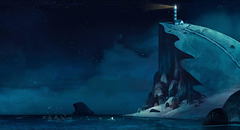 Song of the Sea-The Lighthouse