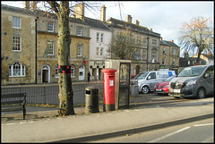 Market Square post box