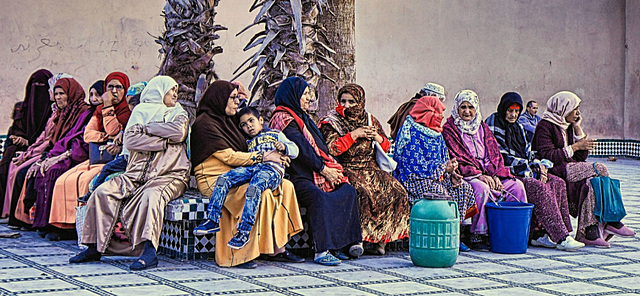 Women in Taroudant