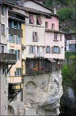Pont-en-Royans (38) 6 septembre 2012.