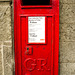 Red Gables Letter Box