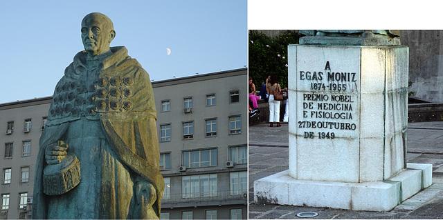 Egas Moniz, Nobel Prize for Medicine and Physiology 1949