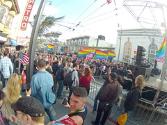 Castro Marriage Equality Celebration (0114)