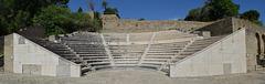 Rhodes, Acropolis Hill, Ancient Theatre