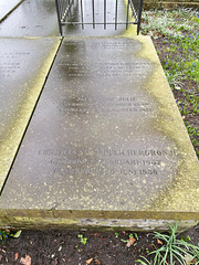 Grave of Christiaan Snouck Hurgronje