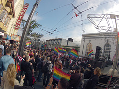 Castro Marriage Equality Celebration (0115)