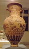 Terracotta Neck-Amphora Attributed to the New York Nessos Painter in the Metropolitan Museum of Art, September 2015