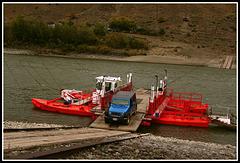 Fraser River, British Columbia