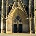 Westportal des Doms zu Magdeburg