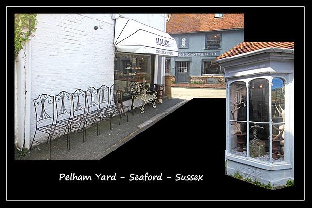 Pelham Yard, Seaford, Sussex - 19.5.2015