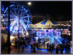 **Village de Noël **